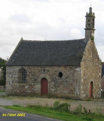 Chapelle etat 2001